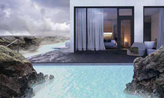 Retreat Hotel Blue Lagoon | An otherwordly spa with a clean spacious design