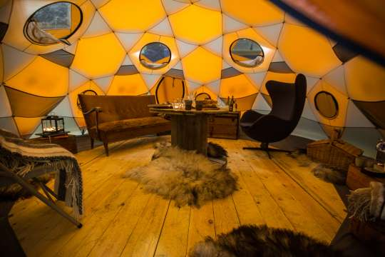 Luxury Camp | Sleep under the stars expedition-style in a once in a lifetime experience